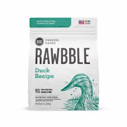 Bixbi Rawbble - Freeze Dried - Duck - Dog Food -12 oz