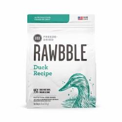Bixbi Rawbble - Freeze Dried - Duck - Dog Food - 26 oz