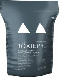 Boxiecat - Clumping Clay Litter - BoxiePro - 16 lb