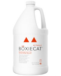 Boxiecat - Stain and Odor Remover - Extra Strength - 1 gallon
