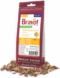 Bravo - Healthy Medley Chicken - Cat Treats - 1.5 oz