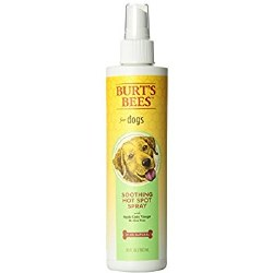 Burt's Bees - Soothing Hot Spot Spray with Apple Cider Vinegar & Aloe Vera - 10 oz