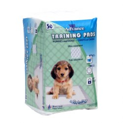Advance - Dog Training Pads - 50 pack