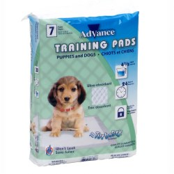 Advance - Dog Training Pads - 7 pack