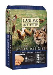 Canidae Ancestral - Indoor Health Formula with Chicken - Dry Cat Food - 10 lb