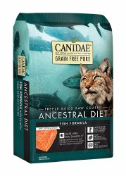 Canidae Ancestral - Fish Formula with Salmon - Dry Cat Food - 2.5 lb