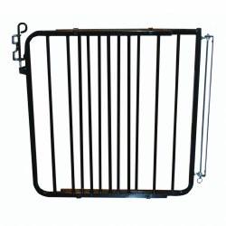 Cardinal - Auto Lock Gate - Black