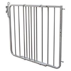 Cardinal - Auto Lock Gate - White