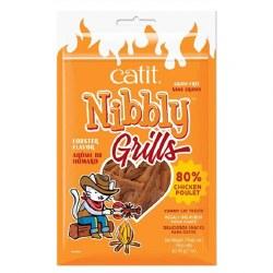 Catit - Cat Treats - Nibbly Grills - Chicken & Lobster - 1 oz