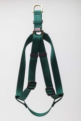 Cetacea - Step-In Harness - Forest Green - Ferret