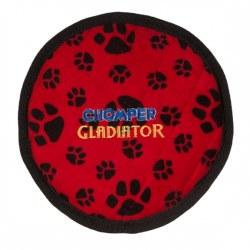 """Chomper - Dog Toy - Gladiator Frisbee - 8"""""""