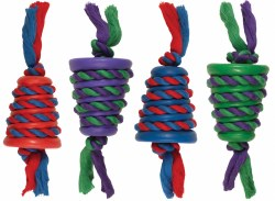 Chomper - Dog Toy - Mongoose Rope Tug and Toss - Small