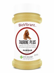 InClover BioVibrant - Taurine Powder - Dog Supplement - 100 g