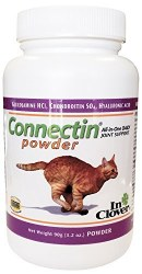 In Clover - Connectin - Hip & Joint Supplement for Cats - Powder - 90 g
