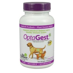 In Clover - OptaGest - Digestive Supplement for Dogs and Cats - Powder - 100 g