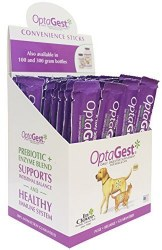 In Clover - OptaGest - Digestive Supplement for Dogs and Cats - Powder - 1 Tsp Convenience Stick