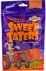 Chip's Naturals - Dog Treats - Sweet Taters - 15 oz