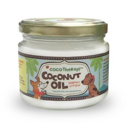 CocoTherapy - Organic Virgin Coconut Oil - 8 oz