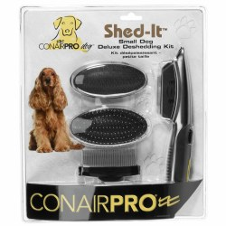 Conair - Shed-It Deluxe Shedding Kit - Small