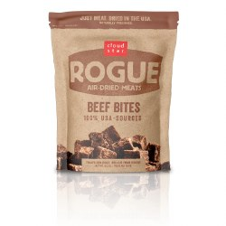 Cloud Star - Dog Treats - Rogue - Beef Bites - 6.5 oz
