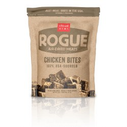 Cloud Star - Dog Treats - Rogue - Chicken Bites - 7.8 oz