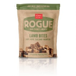Cloud Star - Dog Treats - Rogue - Lamb Bites - 2.5 oz