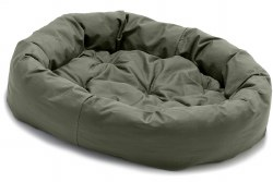 Dog Gone Smart - Donut Bed - Eco Green - 27""