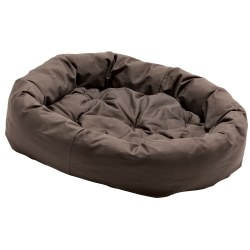 Dog Gone Smart - Donut Bed - Espresso - 27""