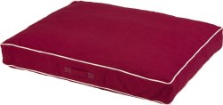 Dog Gone Smart - Rectangle Bed - Berry - Large