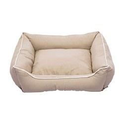 Dog Gone Smart - Lounger Bed - Sand - Medium