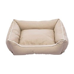 Dog Gone Smart - Lounger Bed - Sand - Large