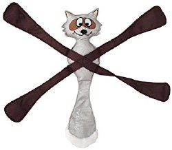 Doggles - Dog Toy - Pentapulls - Raccoon