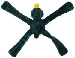 Doggles - Dog Toy - Plush Pentas - Green Duck