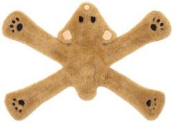 Doggles - Dog Toy - Plush Pentas - Tan Wombat