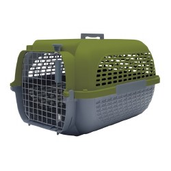 Dogit - Voyageur Pet Carrier - Green - Large