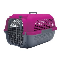 Dogit - Voyageur Pet Carrier - Pink - Medium