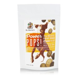 Dr Harvey's - Power Pops - Dog Treats - 3 oz