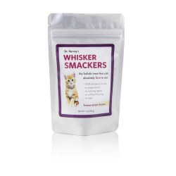 Dr. Harvey's - Whisker Smackers Chicken - Cat Treats - 1 oz