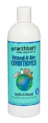 Earthbath - Oatmeal and Aloe Conditioner - Vanilla and Almond - 16 oz