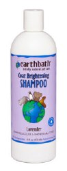 Earthbath - Coat Brightening Shampoo - Lavender - 16 oz