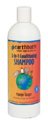 Earthbath - 2 in 1 Conditioning Shampoo - Mango Tango - 16 oz