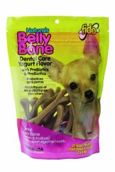 Fido - Dog Treats - Belly Bones - Mini - 21 pack