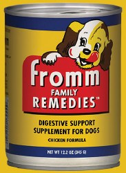 Fromm - Remedies - Chicken - Canned Dog Food - 12.2oz