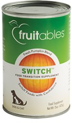 Fruitables - Pumpkin SWITCH - Food Transition Supplement - 15 oz