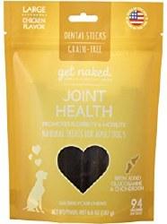 Get Naked - Dental Treats - Joint Health - Large - 6.6 oz