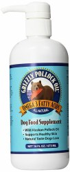 Grizzly - Wild Alaskan Pollock Oil - 16 oz