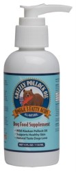 Grizzly - Wild Alaskan Pollock Oil - 4 oz