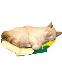 Imperial Cat - Cardboard Scratcher - Banana
