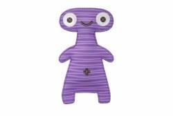 Jax & Bones - Neoprene Dog Toy - Echo Alien