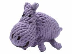 Jax & Bones - Rope Dog Toy - Hippo